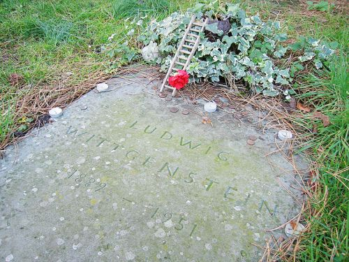 Ludwig Wittgenstein Cambridge Grave