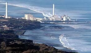 Fukushima into the sea