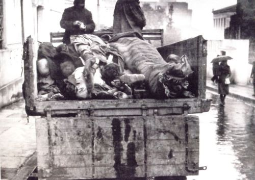 The Great Famine of Greece 1941-45