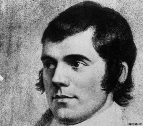Robert Burns Scottish National Poet