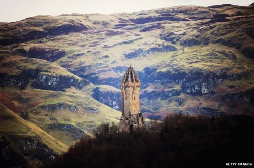 Scottish Independence William Wallace Monument