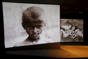 armenian genocide children starved