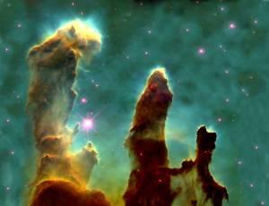 Hubble Telescope Photo %22pillars_of_creation%22