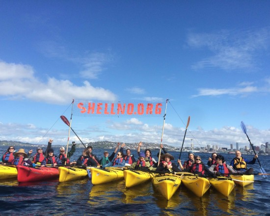 Seattle Kayaks SHELL NO .ORG